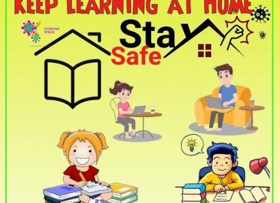 COVID-19 3rd wave keep learning at Home
